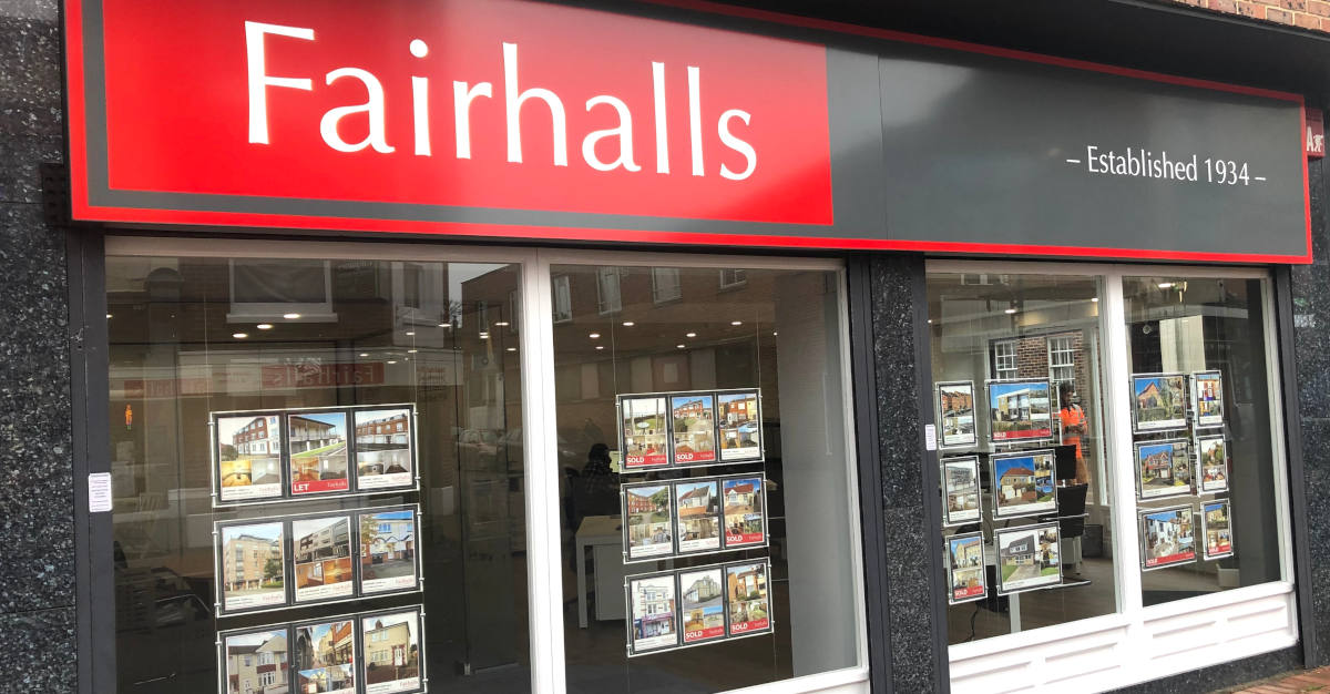 Fairhalls Estate Agents Gosport